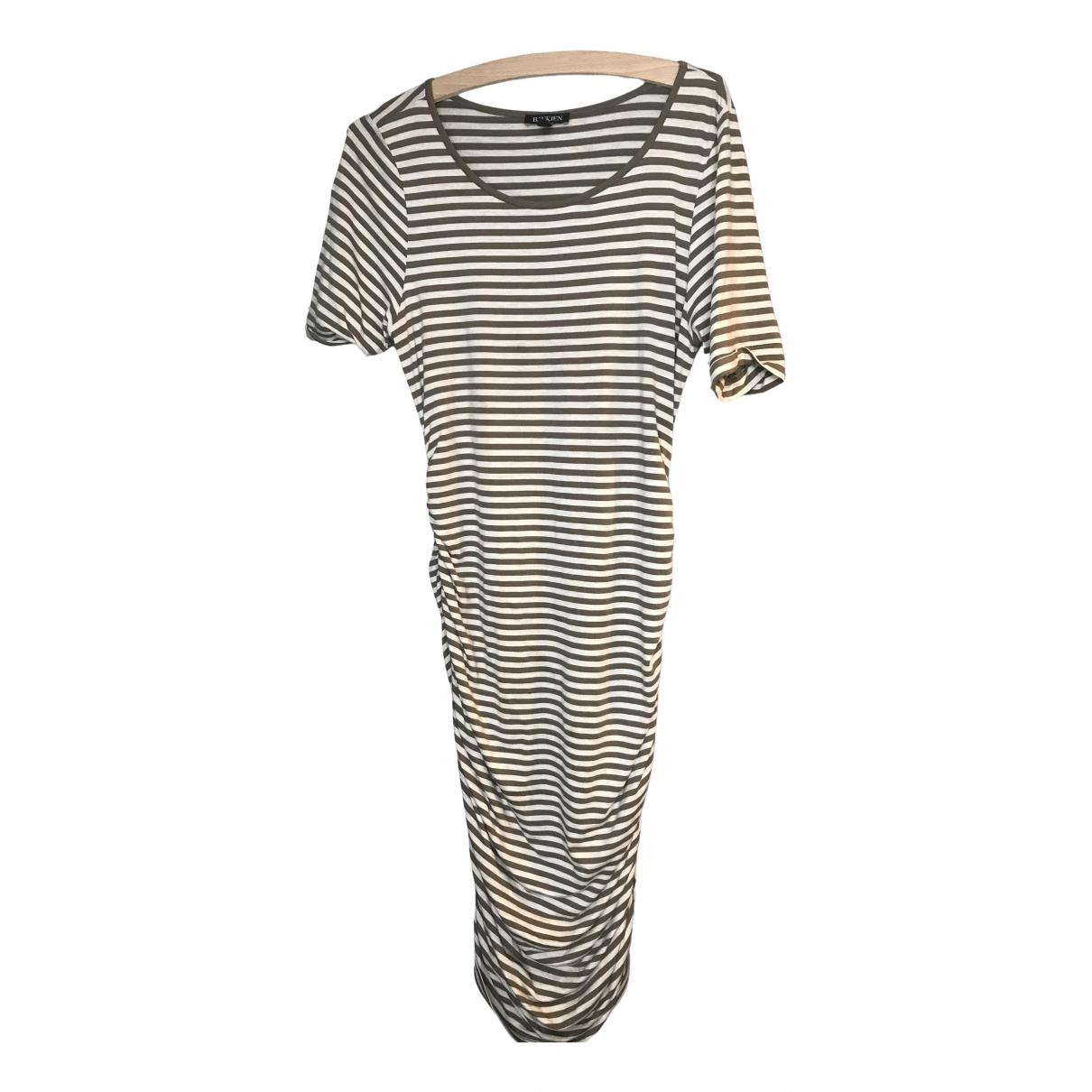 Baukjen \N Khaki dress for Women 16 UK