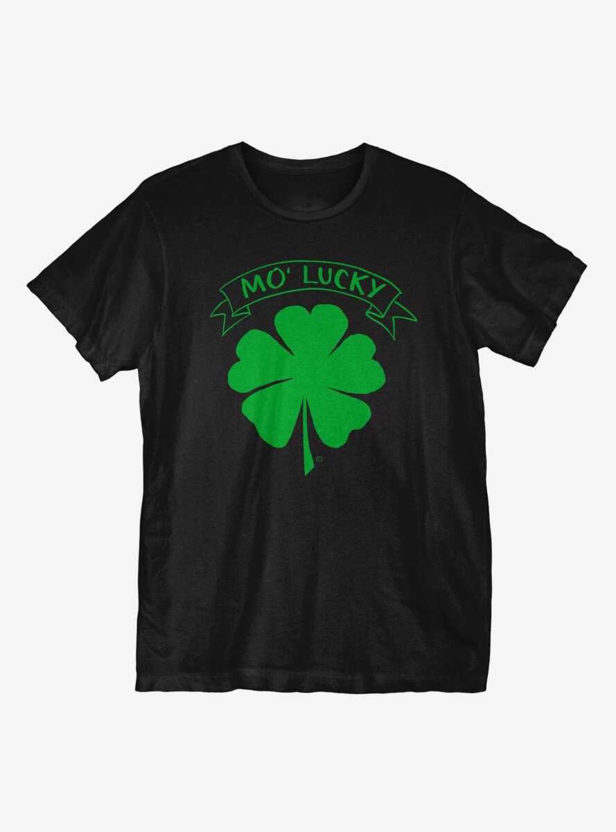 St. Patrick's Day Mo Lucky T-Shirt
