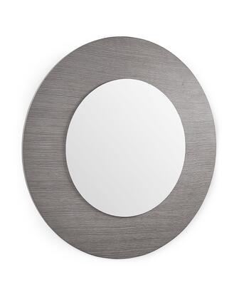320813 Mirror in All Gray Oak
