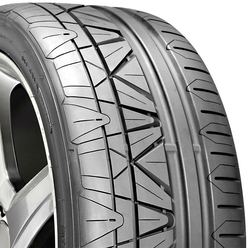 Nitto 203300 Invo Tire 345 /30 R19 105Y SL BSW