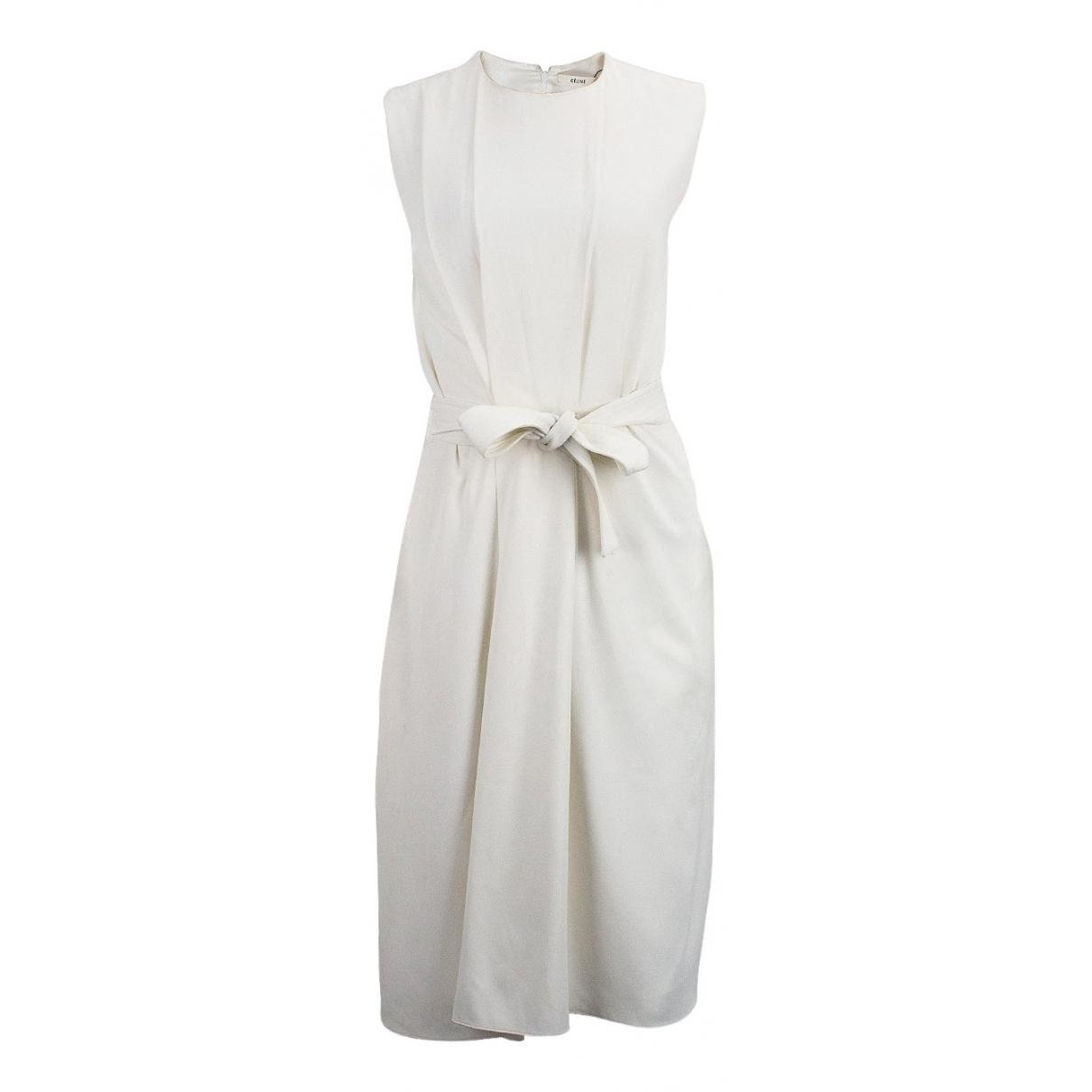 Celine N White dress for Women 36 IT