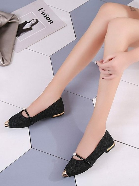 Yoins Pointed Shoes