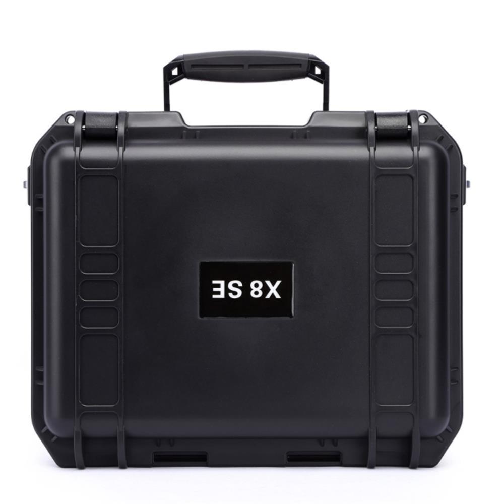 Waterproof Hard Shell Suitcase Portable Storage Bag Carrying Case Box Handbag For Fimi X8 SE