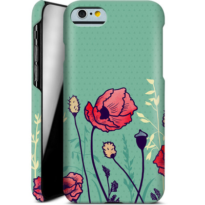 Apple iPhone 6s Smartphone Huelle - Summer Field von Little Clyde
