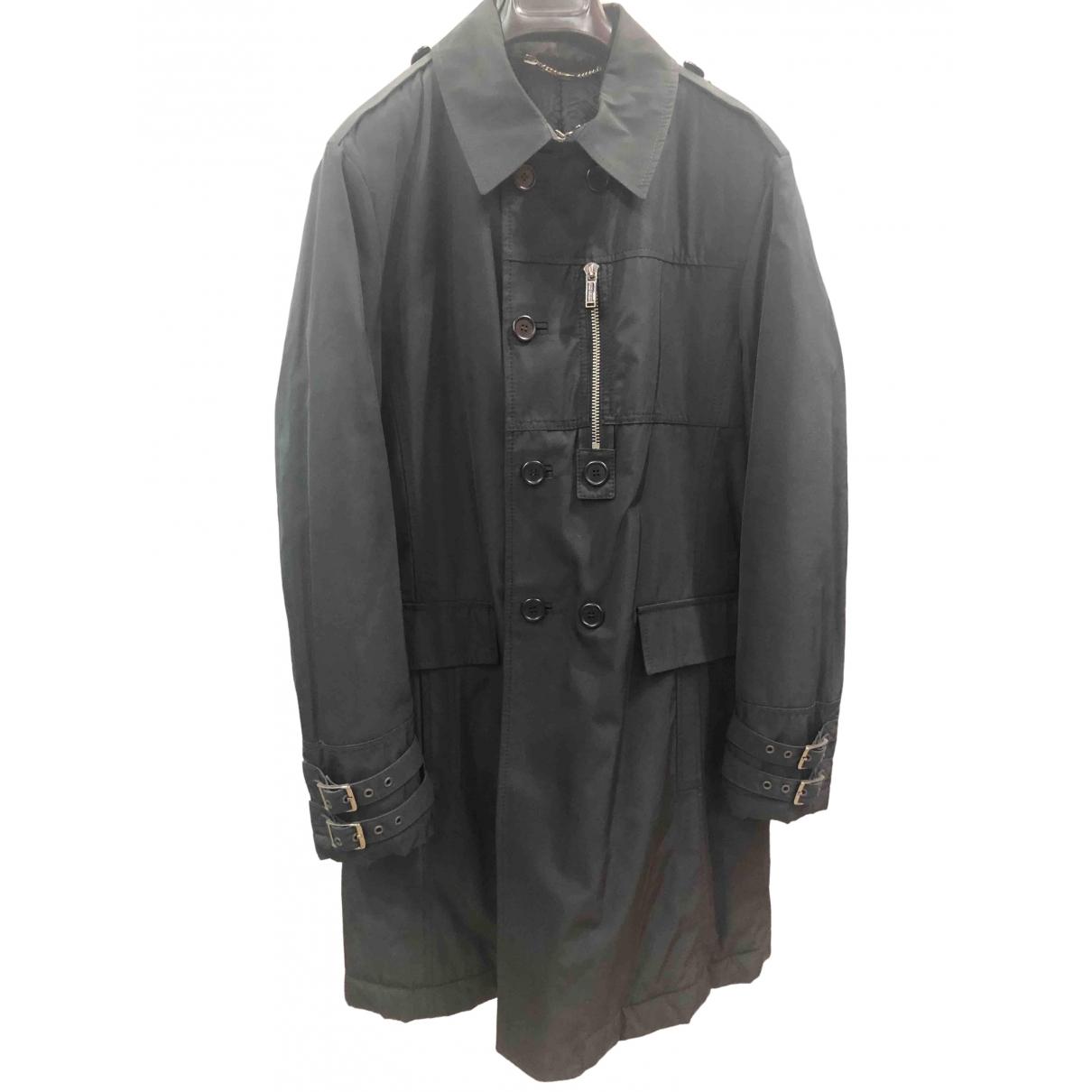 Dirk Bikkembergs - Manteau   pour homme - noir