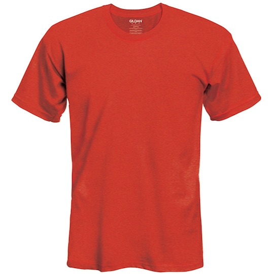 Gildan® Short Sleeve Youth T-Shirt in Red   Small   Michaels®
