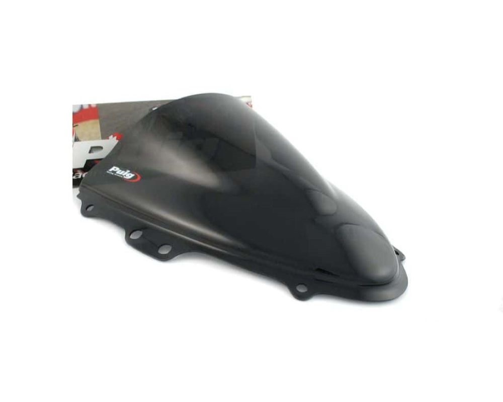 Puig 1655W Racing Windscreen - Clear Suzuki GSX-R750 2004