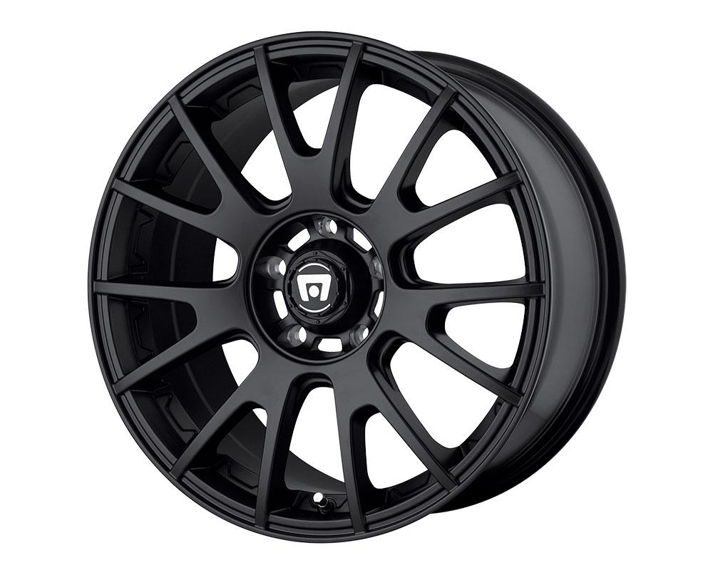 Motegi MR118 Wheel 18x8 5x5x112 +32mm Matte Black