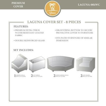 LAGUNA-08hWC Protective Cover