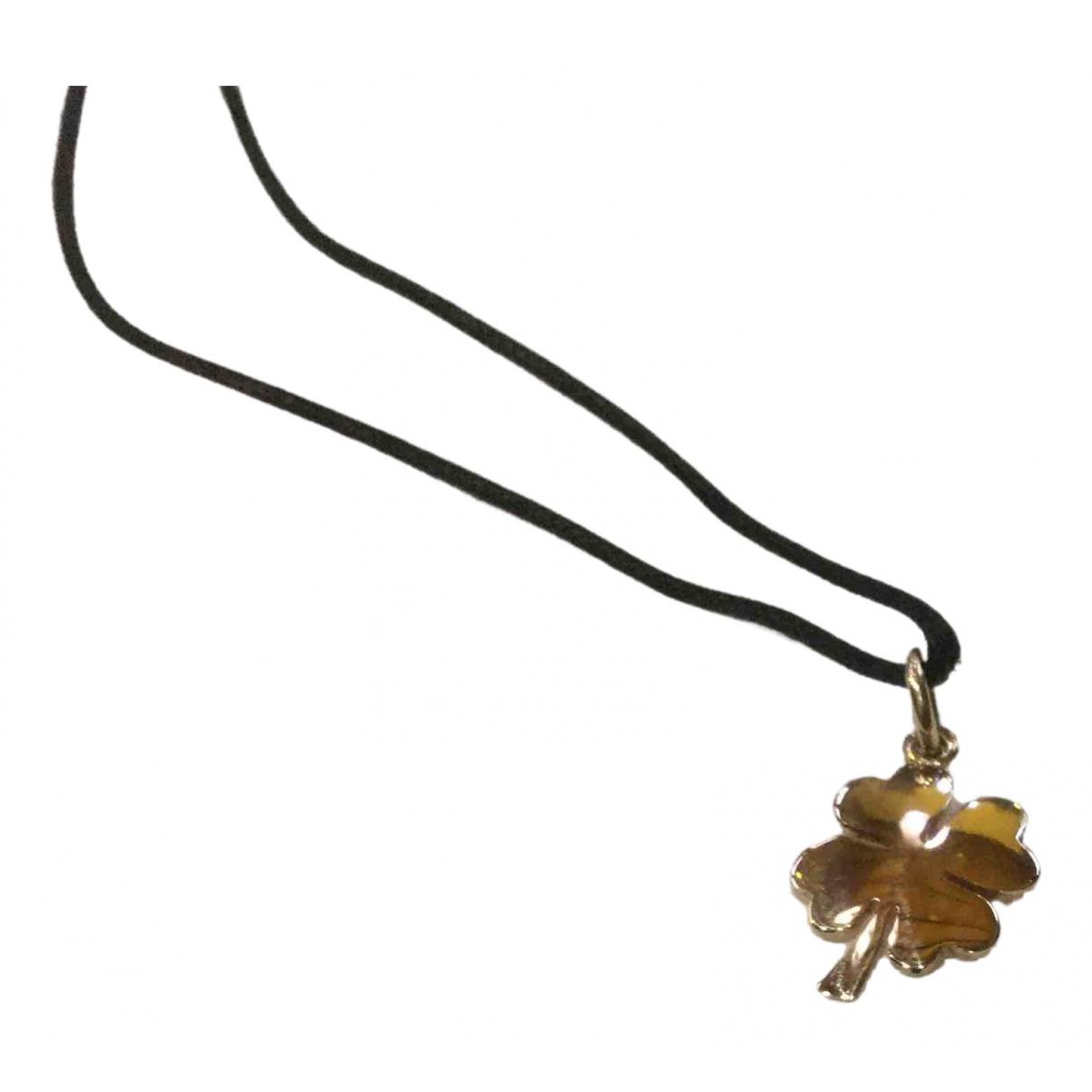 Dodo Pomellato - Pendentif Trefles pour femme en or rose - rose