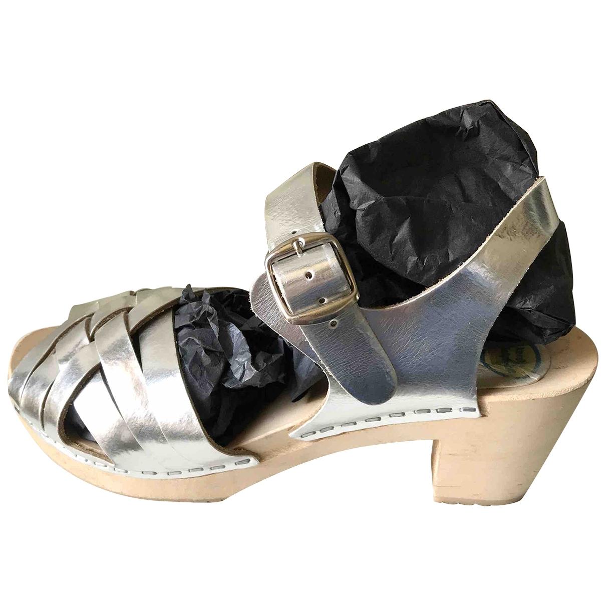 Sandalias de Cuero Kerstin Adolphson