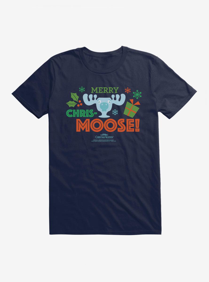 National Lampoon's Christmas Vacation Chrismoose T-Shirt