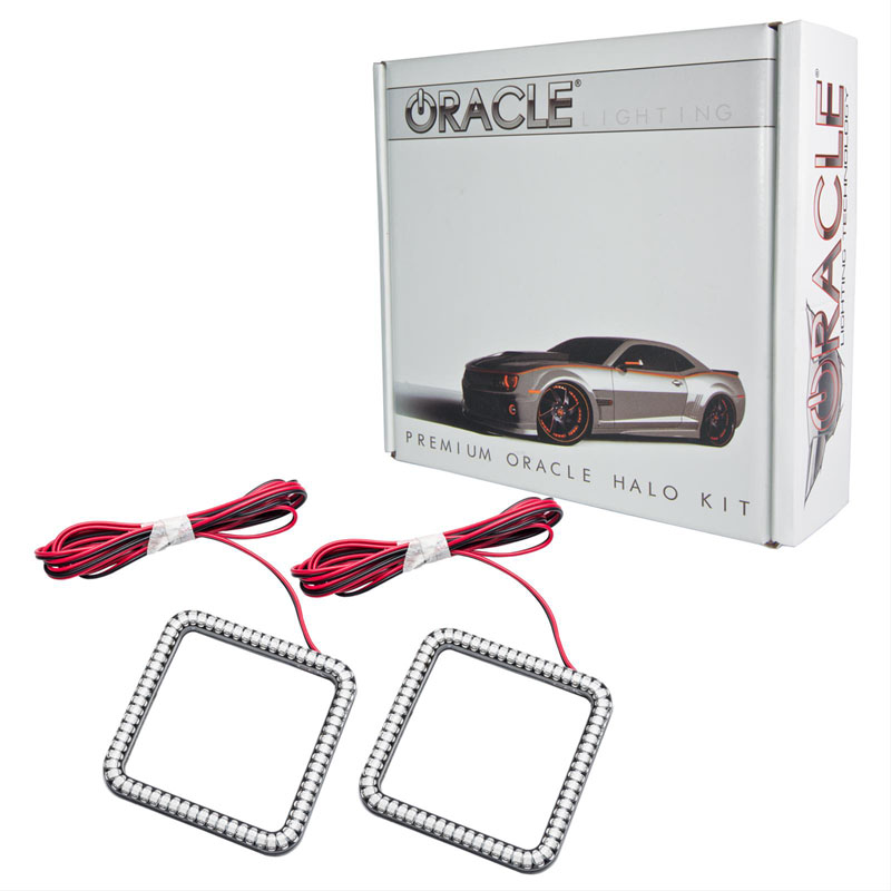 Oracle Lighting 1231-333 Ford Ranger 2004-2005 ORACLE LED Fog Halo Kit