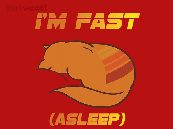 Super Fast T Shirt