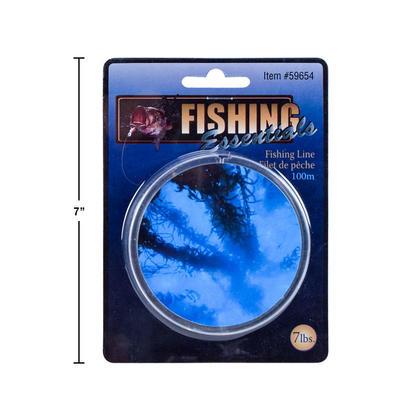 Ligne de pêche 100M 7lbs 1Pc