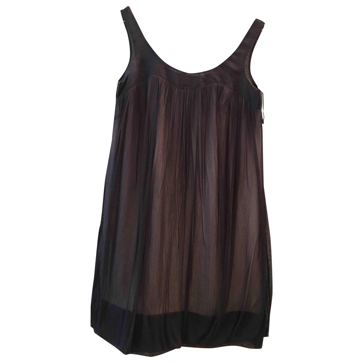 Sport Max \N Kleid in  Blau Polyester