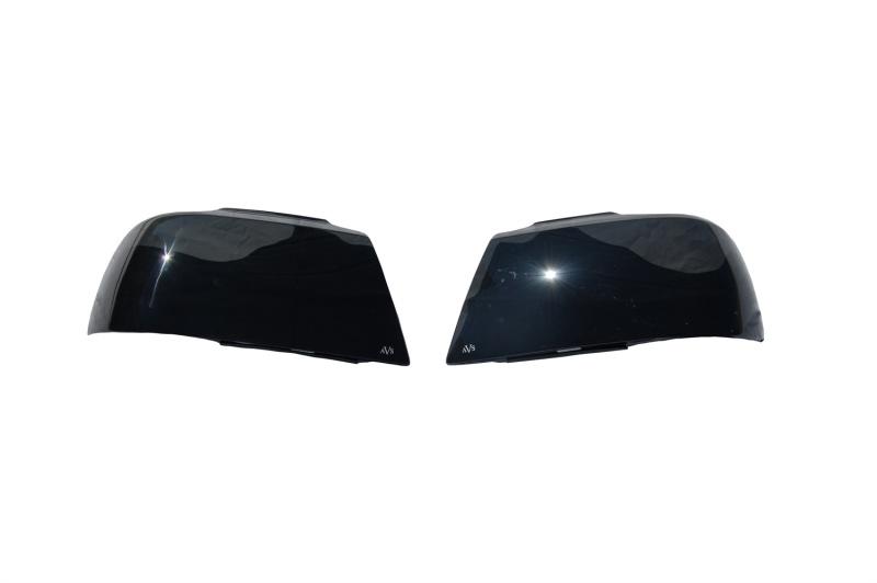 AVS 37362 Headlight Covers - Smoke Ram 1500 2019