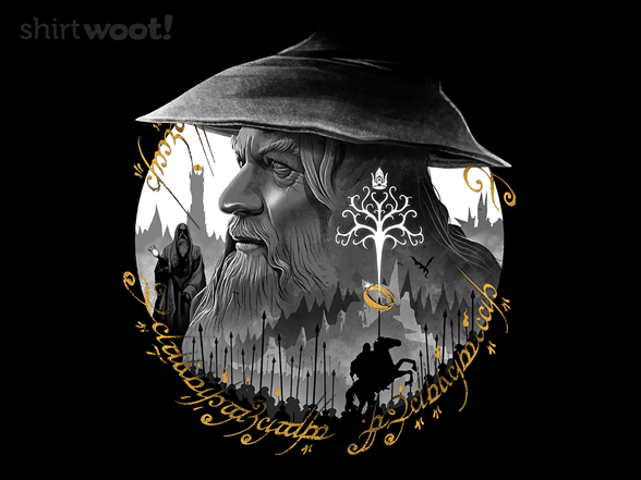 The Great Wizard T Shirt