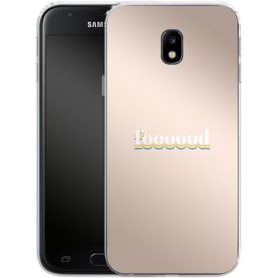 Samsung Galaxy J3 (2017) Silikon Handyhuelle - foooood von #basic