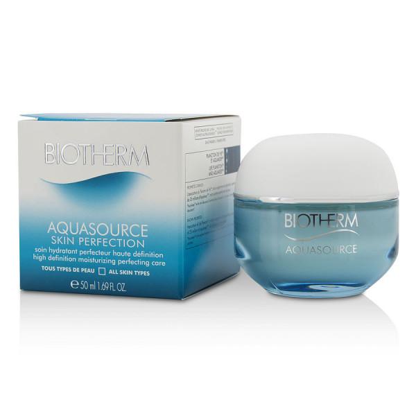 Biotherm - Aquasource Skin Perfection : Cream 1.7 Oz / 50 ml