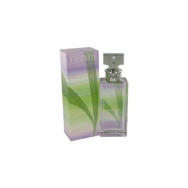 Calvin Klein - Eternity Summer : Eau de Parfum Spray 3.4 Oz / 100 ml