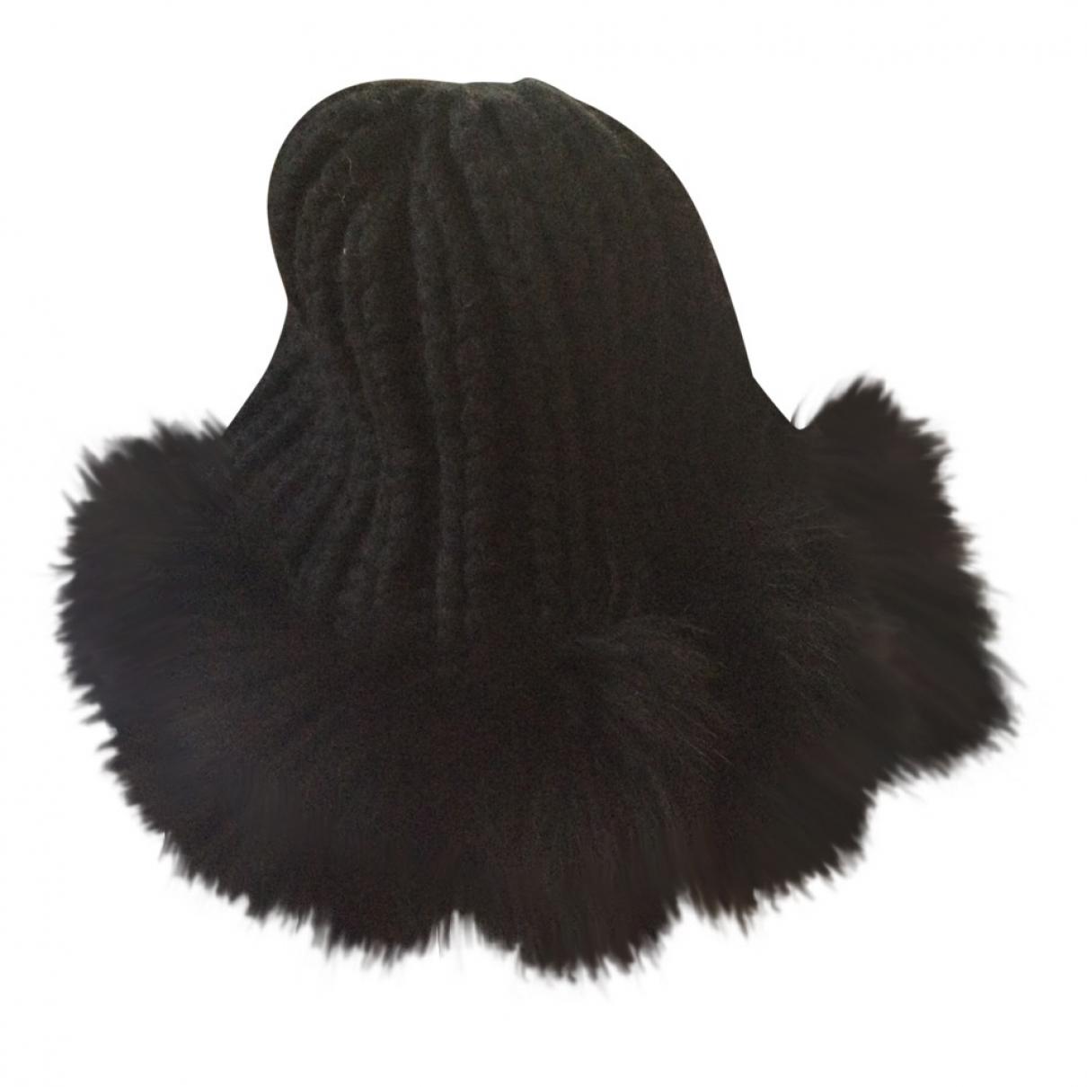 Dior \N Black Wool hat for Women L International
