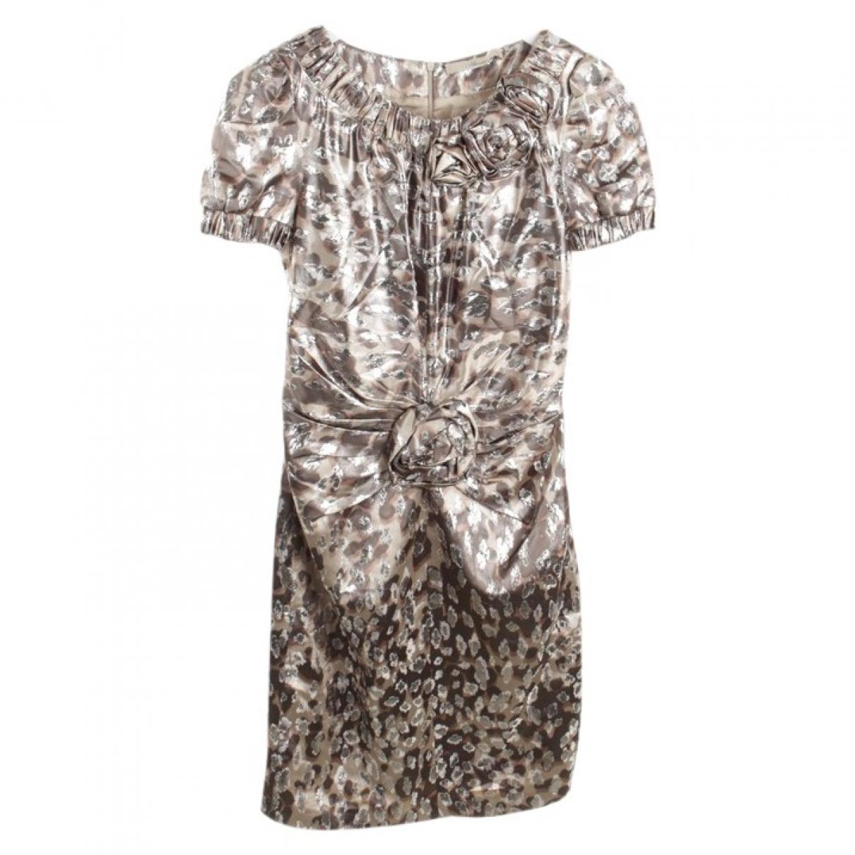 Blumarine \N Beige dress for Women 32 FR