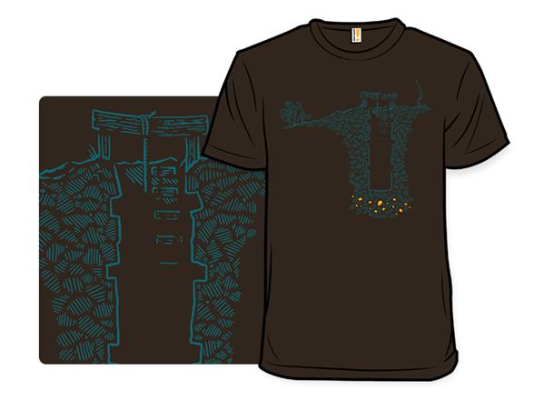 El Prospector Cansado T Shirt
