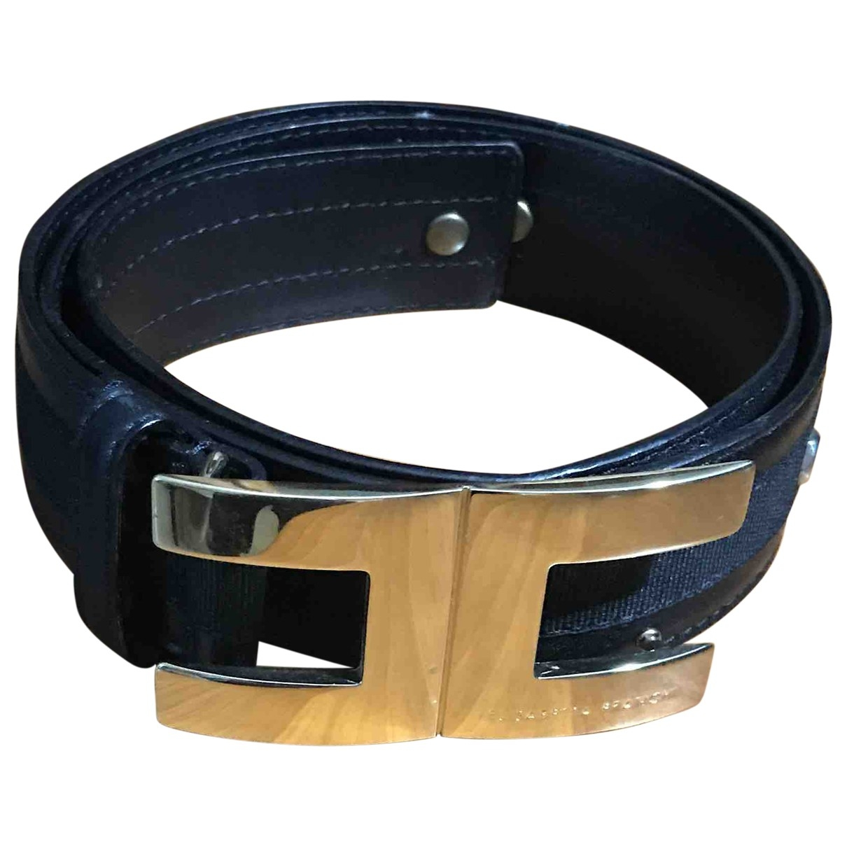 Elisabetta Franchi \N Leather belt for Women M International