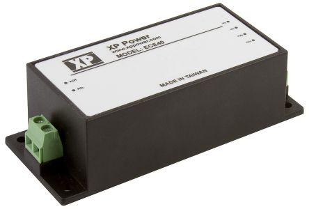 XP Power , 40W AC-DC Converter, 5V dc, Encapsulated