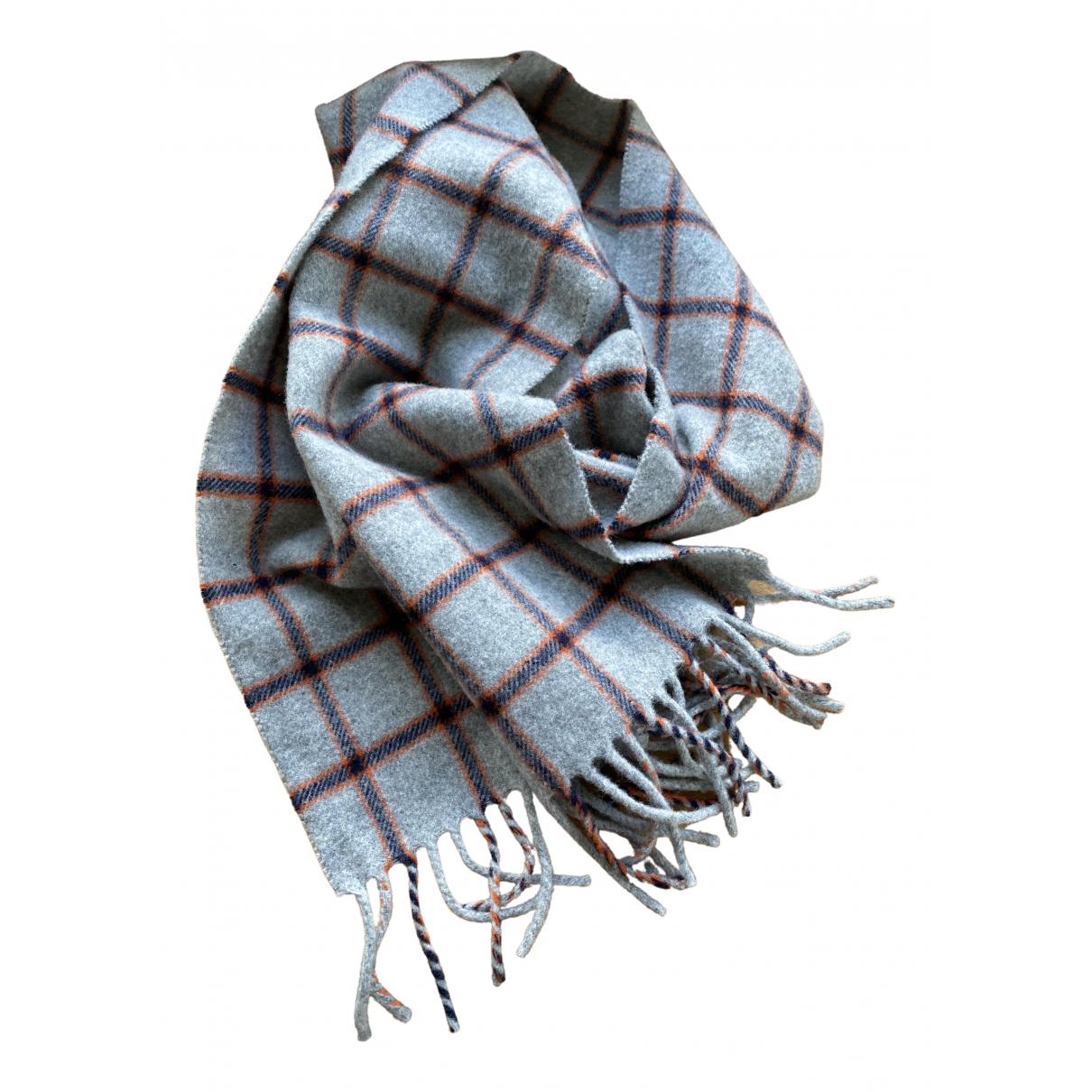 Lacoste \N Tuecher, Schal in  Grau Wolle