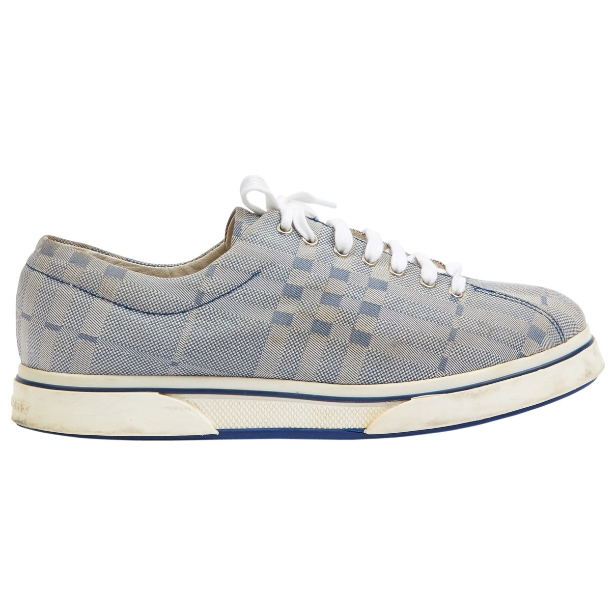 Burberry \N Multicolour Cloth Trainers for Women 37 EU