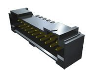 Samtec , T2M, 20 Way, 2 Row, Straight PCB Header (22)