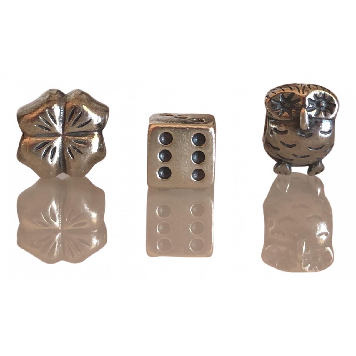 Pandora N Silver Silver pendant for Women N