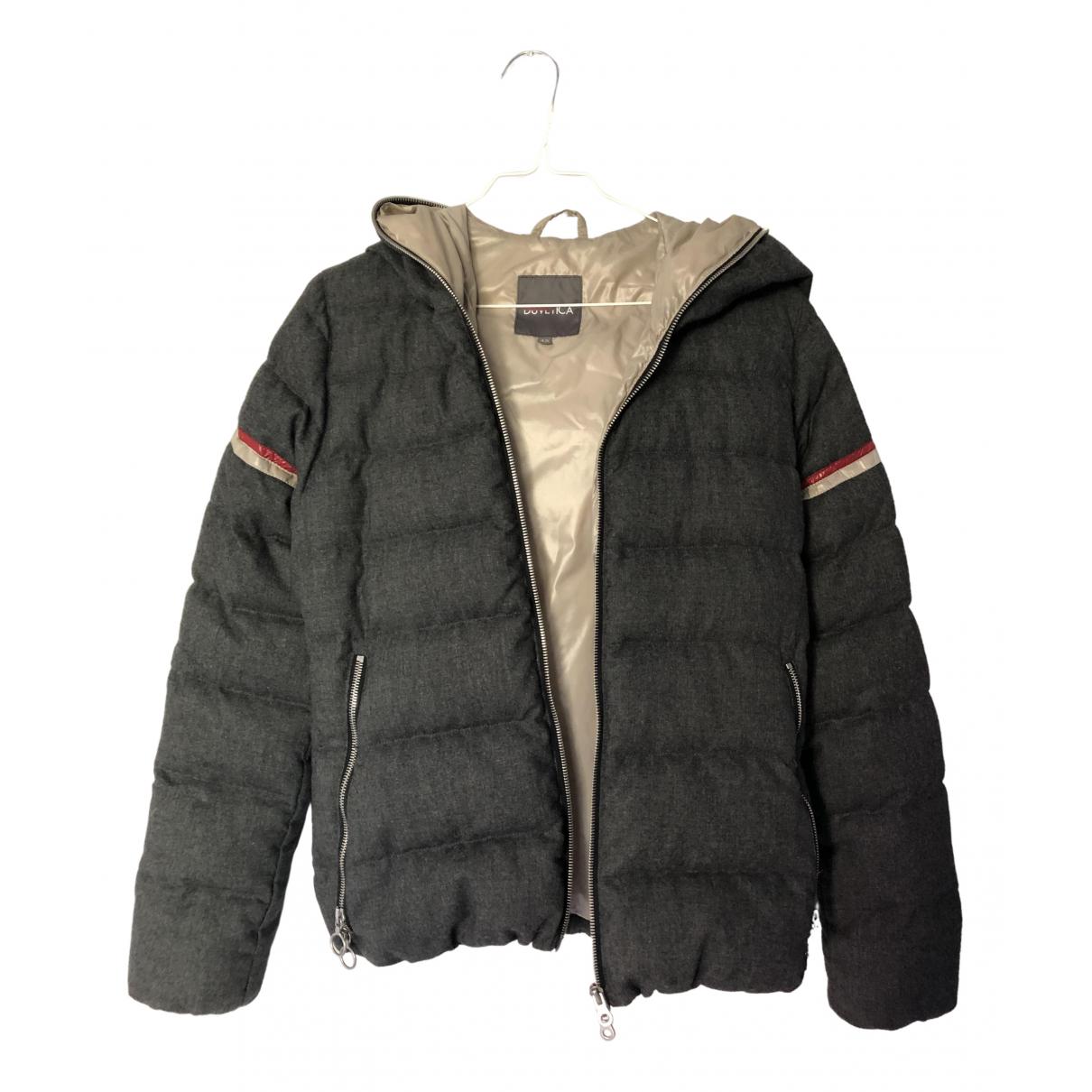 Duvetica - Veste   pour femme en laine - gris
