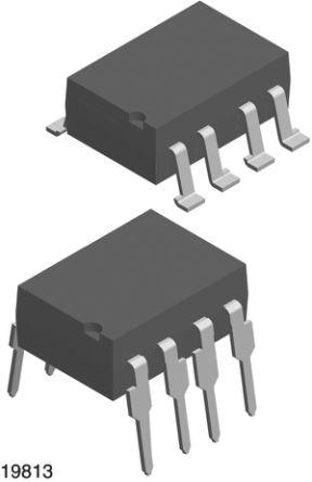 Vishay VO3150A Motor Driver IC 8-Pin, DIP (50)