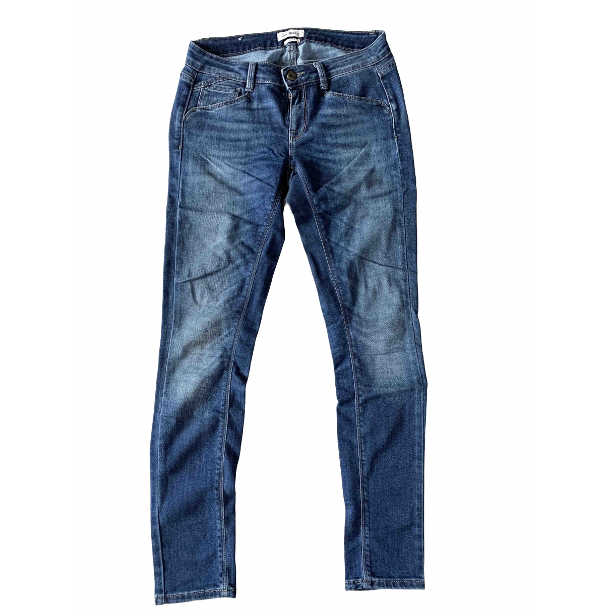 Roy Roger's \N Blue Denim - Jeans Jeans for Women 27 US