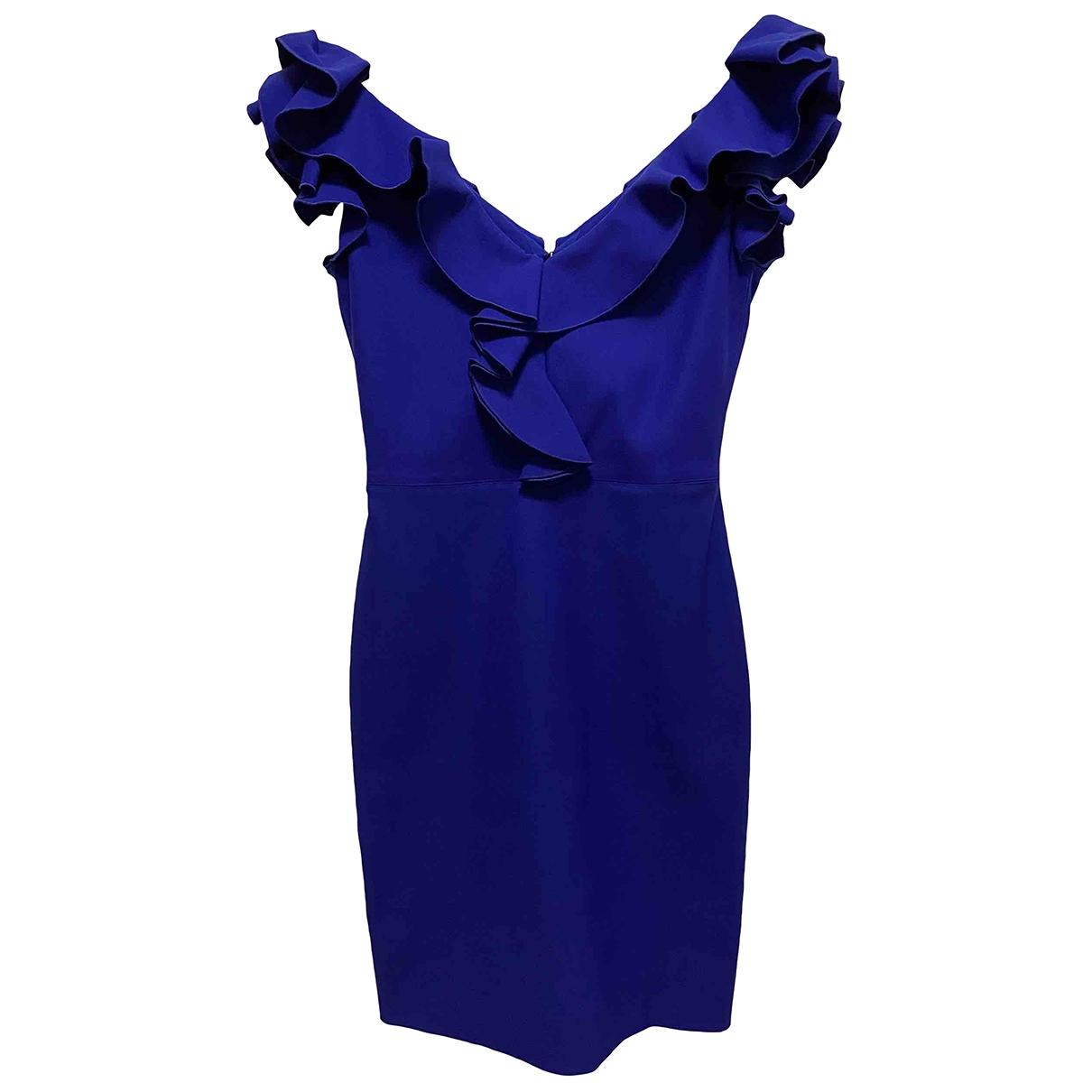 Lanvin \N Blue dress for Women 36 FR