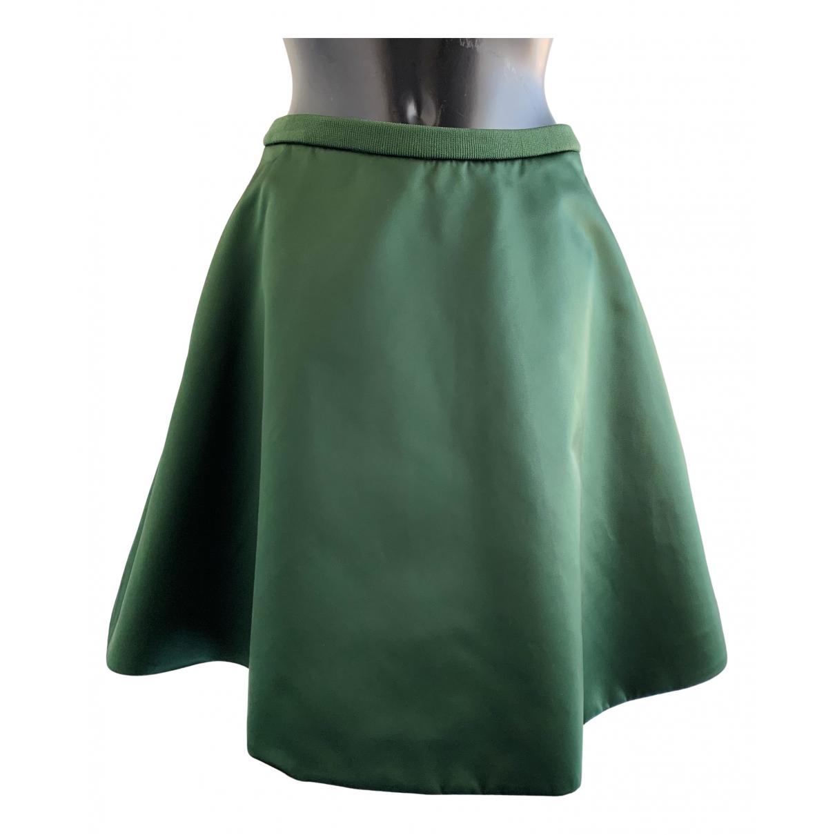Acne Studios N Green skirt for Women 36 FR