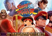 Street Fighter 30th Anniversary Collection EMEA Steam CD Key