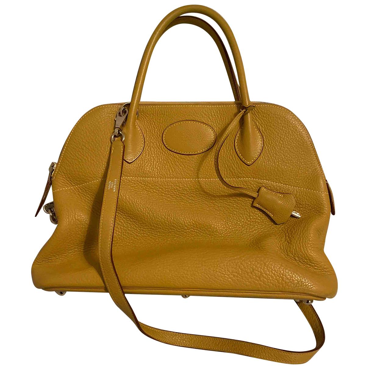 Hermes Bolide Handtasche in Leder