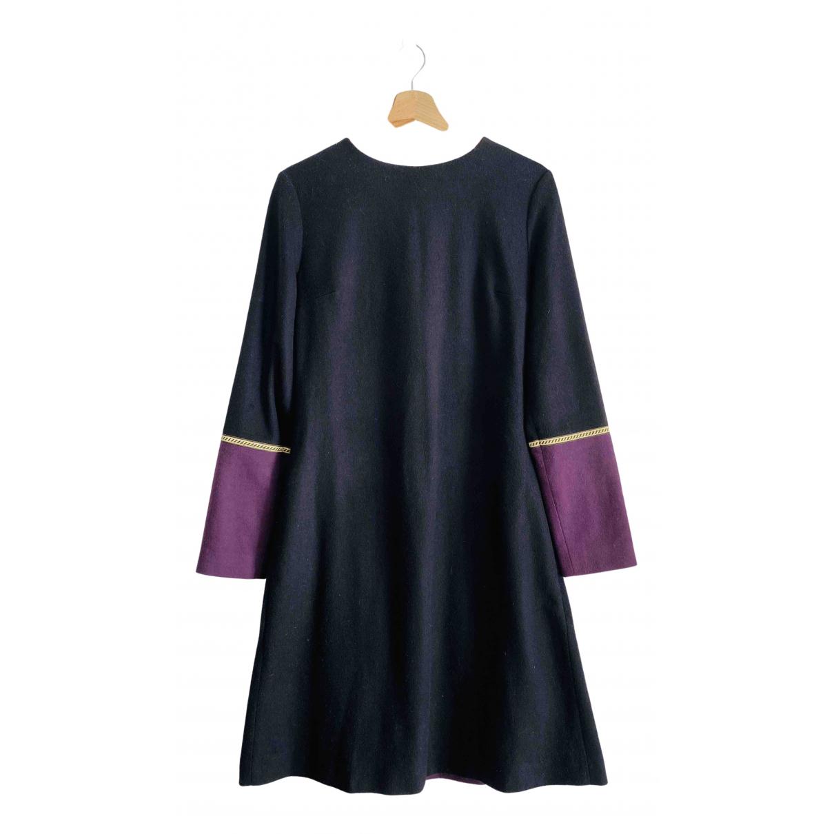 Tommy Hilfiger N Black Wool dress for Women 36 FR