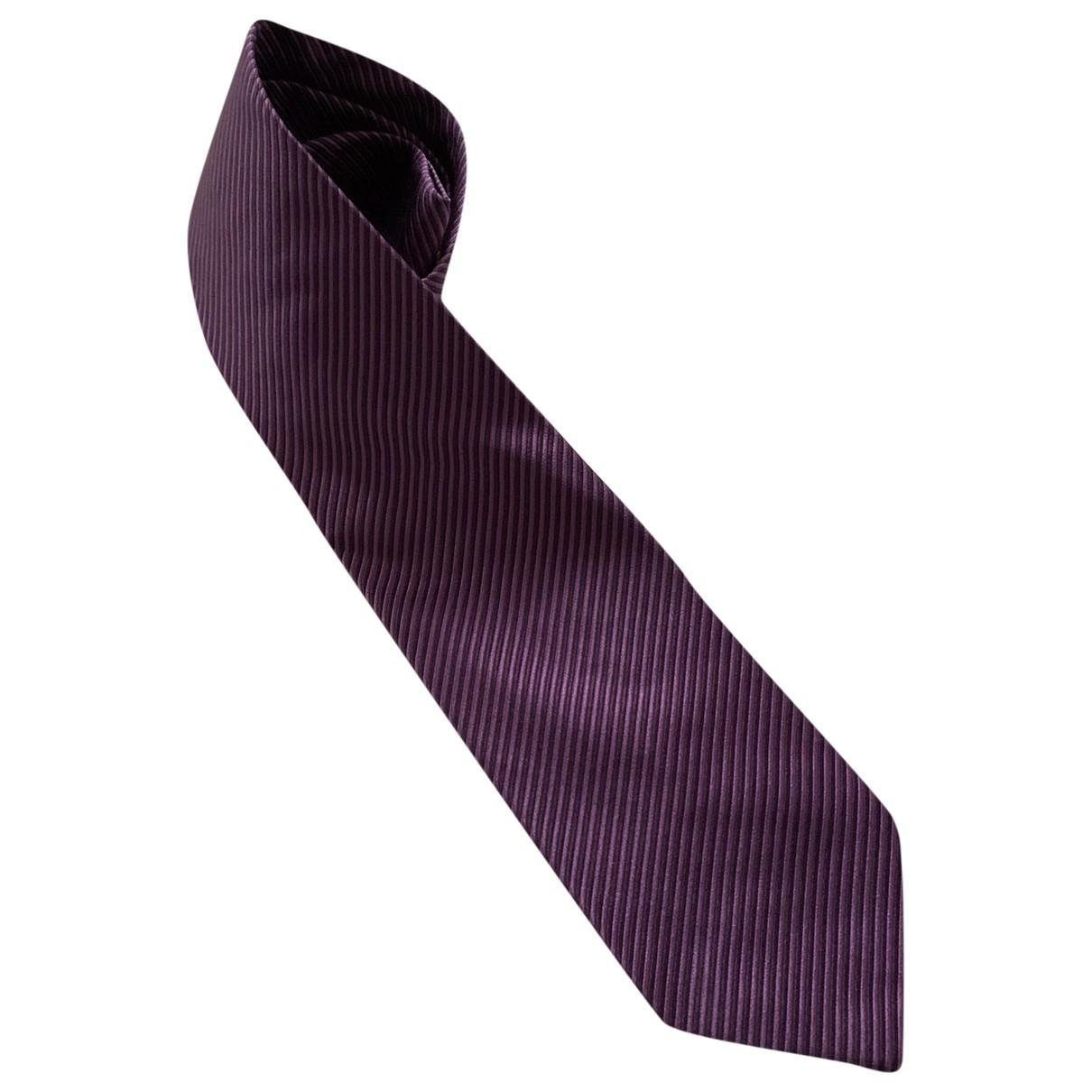 Corbata de Seda Salvatore Ferragamo