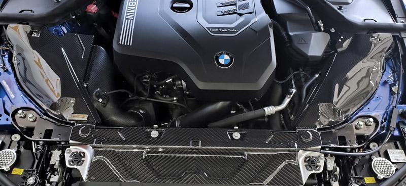 ARMASpeed ARMABMG2033-A Cold Carbon Air Intake BMW G20 330i 18-20