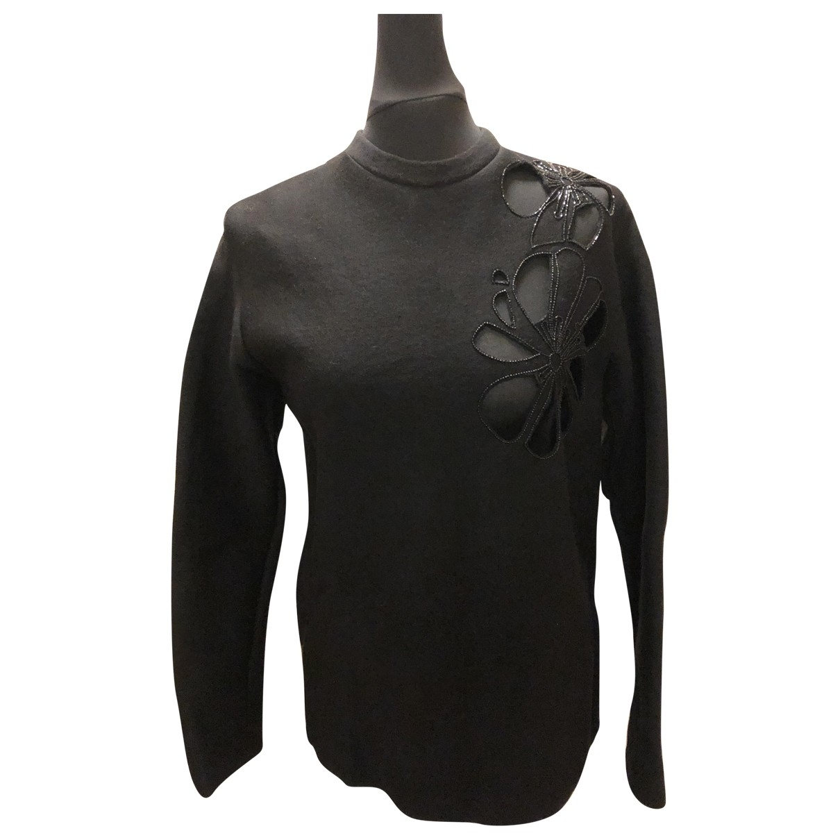 Marni \N Pullover in  Schwarz Wolle