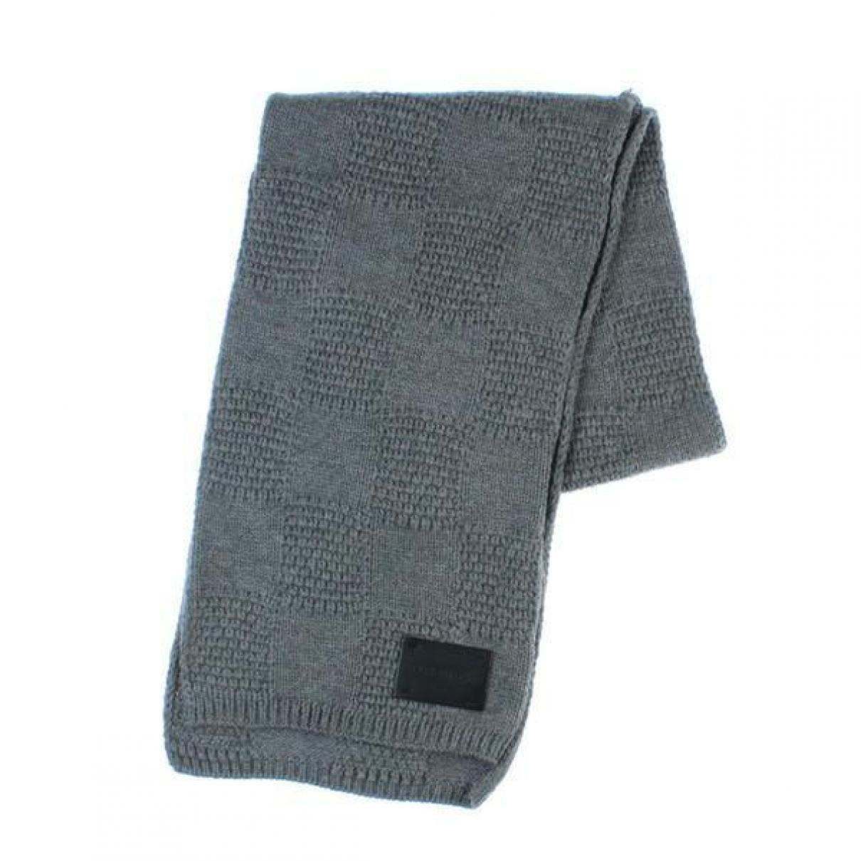 Louis Vuitton \N Schal in  Grau Wolle