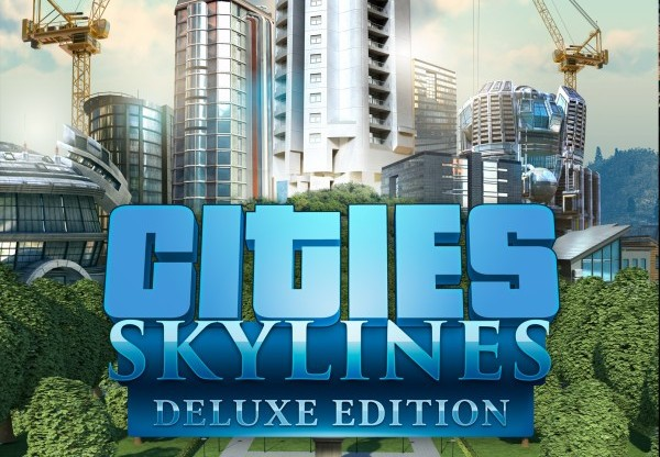 Cities: Skylines Deluxe Edition Steam Gift