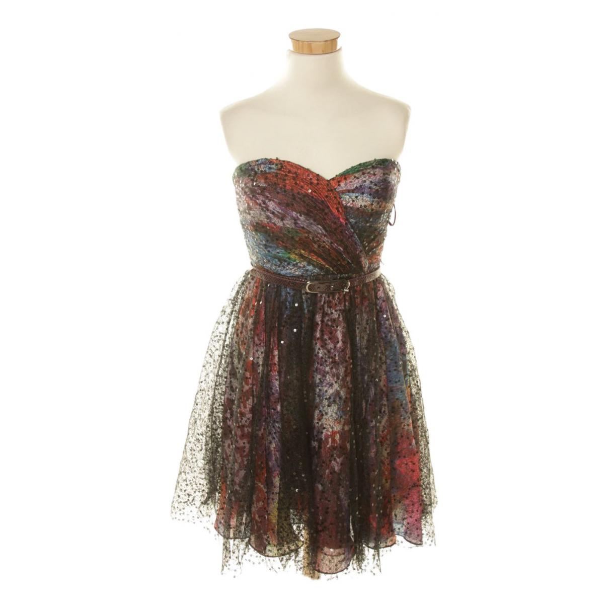 Adolfo Dominguez - Robe   pour femme - multicolore