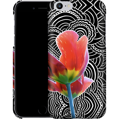 Apple iPhone 6s Plus Smartphone Huelle - Tulips von Kaitlyn Parker
