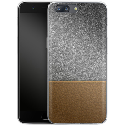 OnePlus 5 Silikon Handyhuelle - Scandinavian von caseable Designs